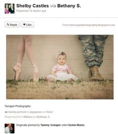 Military Baby Photography on Pinterest