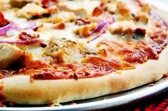 Munch Ado - Powering Up Restaurants Online Pizza Restaurant, Hawaiian Pizza, Menu, Homemade, Recipes, Food, Pizza, Pizza House, Menu Board Design