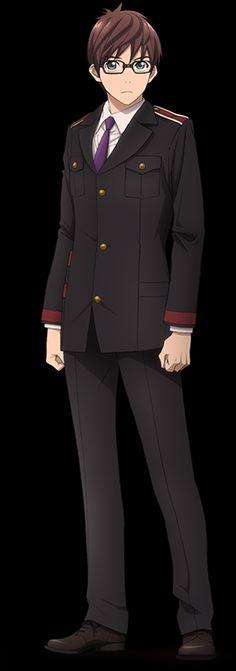 兆麻 Kazuma Bishamon's regalia Noragami