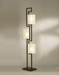 Nova Lighting Tracer Floor Lamp - Opulentitems.com from Opulent Items Luminaire Design, Lamp Design, Lighting Design, Modern Lighting, Chair Design, Design Design, Modern Furniture, Furniture Design, Plywood Furniture