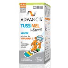 Advancis Tussimel Infantil é um xarope desenvolvido para crianças  indicado para situações de tosse relacionada com sensação de garganta irritada e tosse relacionada com constipações e estados gripais.
