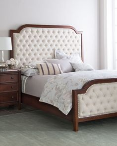 Memphis Bedroom Furniture at Horchow | Queen bed: 1,359.00 | King bed: 1,659.00