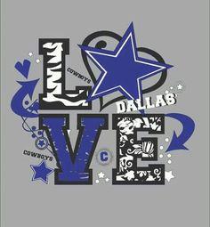 I love my Dallas Cowboys                                                                                                                                                      More