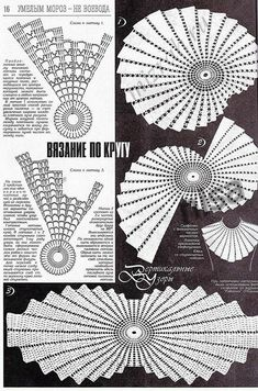 Crochet Beauty doily pattern is versatile, because you can make it in different shapes; but, it's in Russian language, Discover thousands of imaFractal crochet centerpiece doily makes unique statement. Discussion on LiveInternet - Russian Service On Filet Crochet, Crochet Doily Diagram, Crochet Doily Patterns, Crochet Chart, Thread Crochet, Irish Crochet, Crochet Motif, Crochet Designs, Knitting Patterns