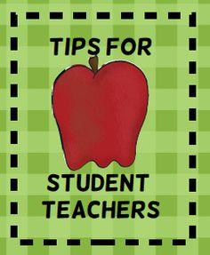Teach123 - tips for teaching elementary school: Tips for Student Teachers