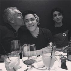 ❤️ my boys. #prouddad #tbt