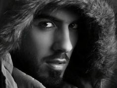 Omar Borkan Al Gala/ was actually deported from Saudi Arabia for being too hot! wtf