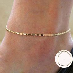 Get The Latest Fashion Jewelry  Women Anklet Gold Bead Chain Ankle Bracelet Barefoot Sandal Beach Foot Jewelry     Buy Jewelry At Wholesale Prices!     FREE Shipping Worldwide     Buy one here---> http://jewelry-steals.com/products/women-anklet-gold-bead-chain-ankle-bracelet-barefoot-sandal-beach-foot-jewelry/    #shopping