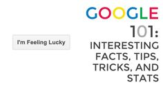 Did you know that Google can show you the difference in nutritional value between two types of food? Did you also that Google has a built-in tip calculator? There are so many tricks to becoming a Google Search guru -- some are simple enough that anyone can remember. What's the most useful Google Search trick…