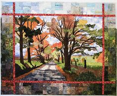 Autumn Road by Susan Brittingham