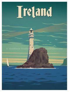 Image of Ireland Poster