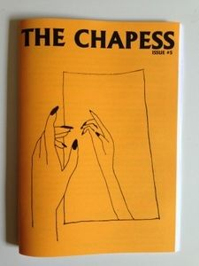 The Chapess #5 - a British comp ‪#zine‬ full of DIY stuff by women