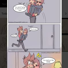 Part 2 lmao [credit to goddessoftheworld on tumblr c:] • • Tags~ #comic #eddsworldcomic #cute #tom #tord #tomtord #tordtom #eddsworld #eddmatt #wat