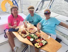 The Golden Girls Indian River Lagoon, Vero Beach Florida, Sailing Catamaran, Welcome Aboard, Golden Girls, The Golden Girls