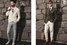 H.E. by Mango nos trae su lookbook de primavera con looks relajados | Male Fashion Trends