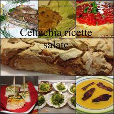 Celiachia raccolta ricette salate