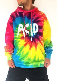acid-batik-hoodie-psychedelic-drugs-lsd-tie-dye-pullover-goa-klamotten-kleidung-clothing-psytrance-monotobi-festival-hippie-regenbogen-psy-rainbow