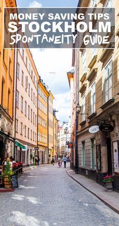 Last Minute Stockholm Weekend Itinerary. Luxury for Less