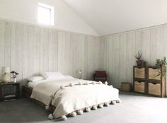 pompom bedspread