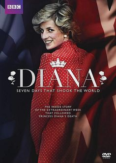 Shop Diana: Seven Days That Shook the World [DVD] at Best Buy. Find low everyday prices and buy online for delivery or in-store pick-up. Princess Diana Hair, Princess Diana Family, Princes Diana, Princess Kate, Princess Of Wales, Lady Diana, Hm The Queen, Seven Days, Diana Spencer