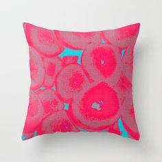 Fruit Throw Pillow by Serena Gailey - $20.00