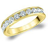 online shopping for Eternity Wedding Bands Symphony Channel Set Diamond Wedding Band, Genuine Diamond Ring Gold from top store. See new offer for Eternity Wedding Bands Symphony Channel Set Diamond Wedding Band, Genuine Diamond Ring Gold Diamond Anniversary Rings, Diamond Wedding Rings, Wedding Bands, Wedding Vows, Wedding Anniversary, Thing 1, My Collection, Channel, Rings Online