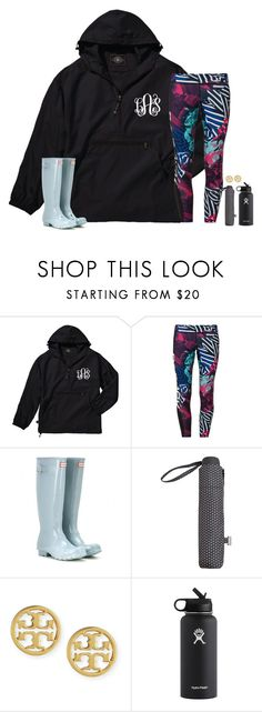 """(:"" by secfashion13 ❤ liked on Polyvore featuring Reebok, Hunter, MANGO, Tory Burch and Hydro Flask"