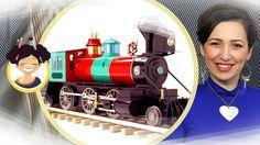 Locomotiva - lectii de desen - Miss Maddy