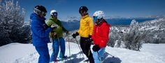 Heavenly Ski and Ride School - lesson only $105, lesson, rental $139, lesson equipment lift ticket $155