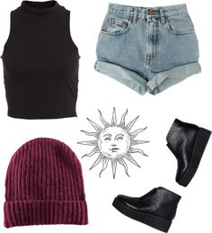 """Our Veins Are Thin, Our Rivers Poisoned"" by shayem28 on Polyvore"