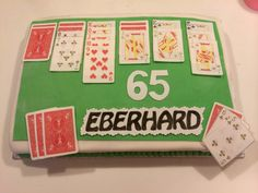 A solitaire cake made of chocolate cake with chocolate mousse