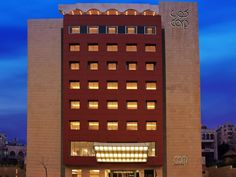 Amman Corp Amman Hotel Jordan, Middle East Located in Amman City Center, Corp Amman Hotel is a perfect starting point from which to explore Amman. The hotel offers a high standard of service and amenities to suit the individual needs of all travelers. Free Wi-Fi in all rooms, 24-hour front desk, 24-hour room service, facilities for disabled guests, express check-in/check-out are just some of the facilities on offer. Designed for comfort, selected guestrooms offer television LC...