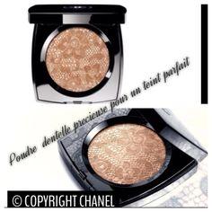 Chanel  Poudre précieuse pour un teint parfait Pour cette nouveauté, la  maison de luxe cec26fab6a44