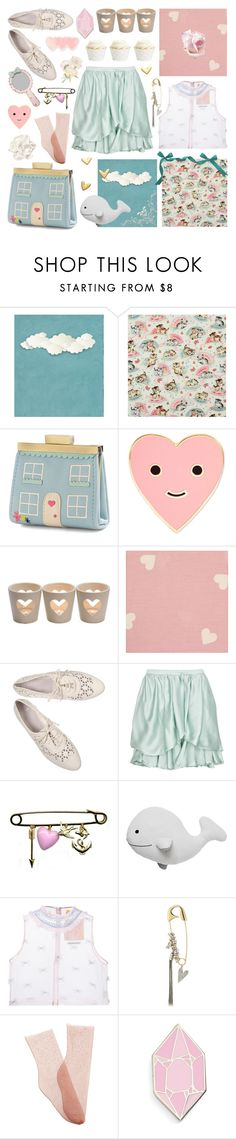 """Cute"" by deepwinter ❤ liked on Polyvore featuring Ollie & Nic, ban.do, CO, Emma Bridgewater, Zimmermann, MIKIO SAKABE, Sonia Rykiel, Brother Vellies, Big Bud Press and cute"