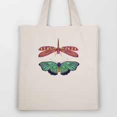 Hal and Red Tote Bag