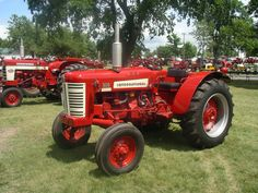 1957 IH 350 Wheatland Special