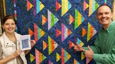 1 Fish, 2 Fish! | Finished Quilt Giveaway :) - YouTube