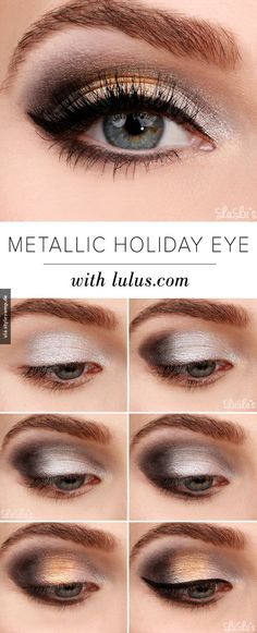 Metallic Eye ♥