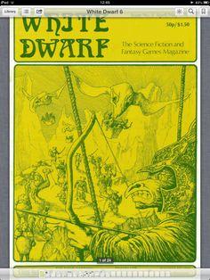 White Dwarf 6 (1978)