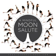 Slow down and nourish yourself with this soothing moon salutation. For more free yoga classes, start your free trial today.