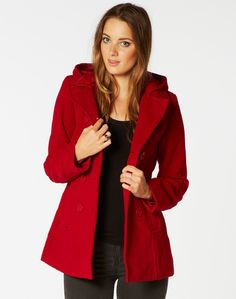 Coat from @Glassons @Westfield New Zealand #colourfulcoat #winter