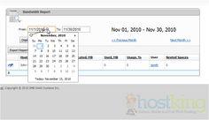 How to view Reports in WebsitePanel Tutorials, Wizards
