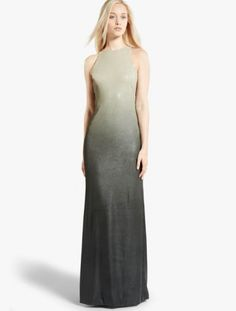 Ombre Sequined Gown Halston Heritage  $238  Anna or Adrienne??