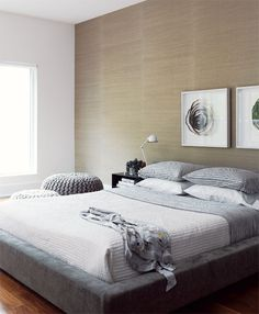 Modern Townhome, #bedroom designed by www.cromadesign.com   #interiordesigner http://www.styleathome.com/homes/interiors/interior-design-a-modern-townhome/a/41223