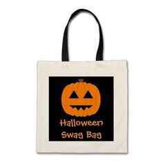 Halloween Swag Bag! by Cheeky Witch by www.cheekywitch.co.uk #halloween #pumpkin #pagan #wiccan #jackolantern #samhain