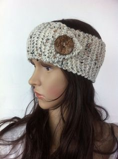 Turban Winter fashion  Women and teen Headband / by LoreNovedades, $22.50