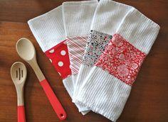 Fancy dishcloth craft