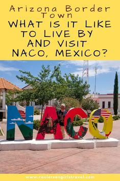 Have you ever wondered what is it like to live by or visit an Arizona border town? Here is a snapshot of a short afternoon jaunt through the town of Naco, Mexico. Cozumel, Cancun, Travel Ideas, Travel Inspiration, Travel Tips, Us Destinations, Amazing Destinations, Best Places To Travel, Cool Places To Visit