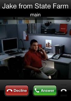 It's Jake, from State Farm.