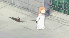 Photo of Nichijou Gifs! for fans of Anime 35225007 Gato Anime, Anime Manga, Anime Art, Nichijou, Animation Tutorial, Animation Reference, Ordinary Lives, Gif Animé, Anime Life